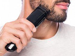Zastrihávač vlasov s odsávaním