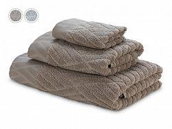 Luxusný set uterákov, 3 ks